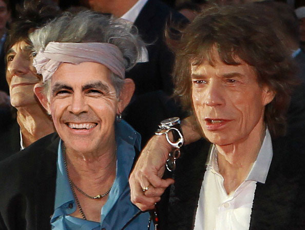 Mark Carney/Rolling Stones