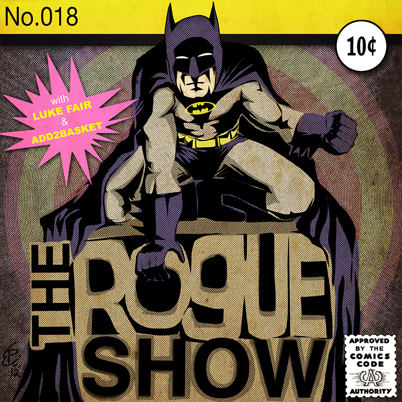 The Rogue Show 018, Paul Watson August 2012