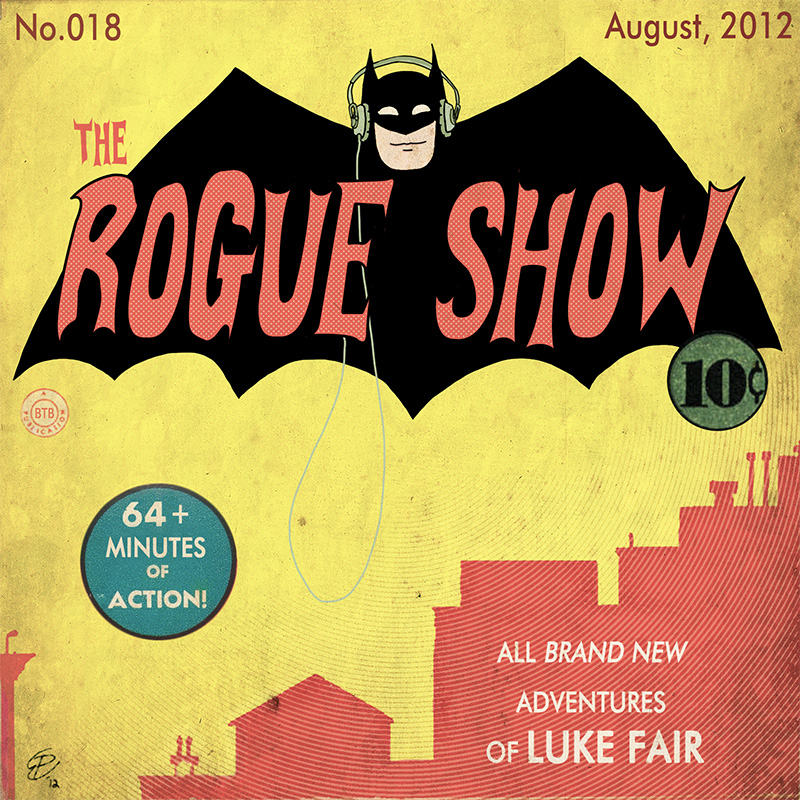 The Rogue Show podcast, Paul Watson