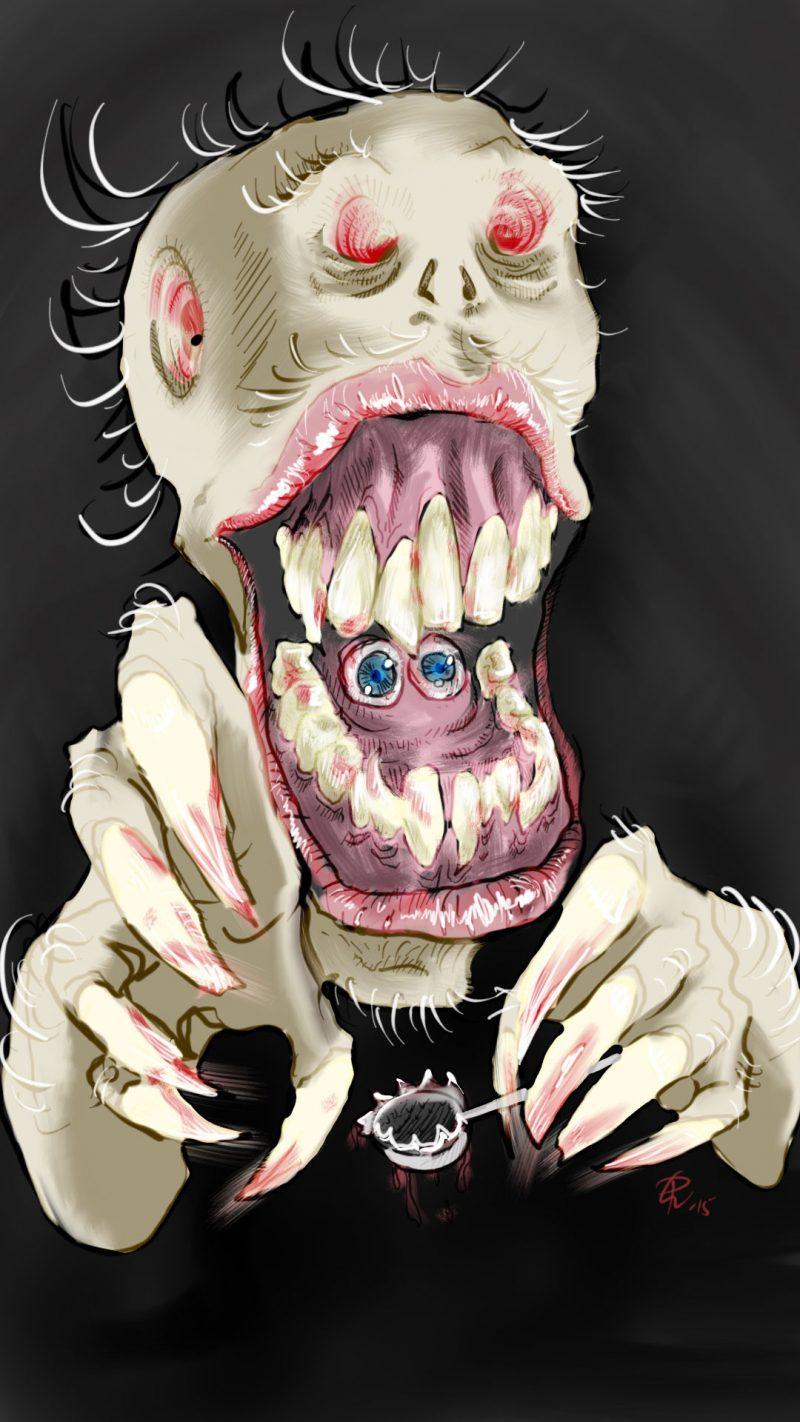 Happy Halloween Boogeyman, Paul Watson