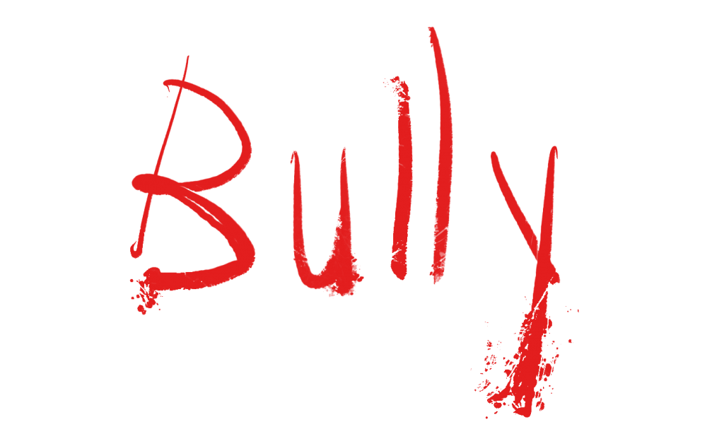 Bully, the short film, title credit by Paul Watson
